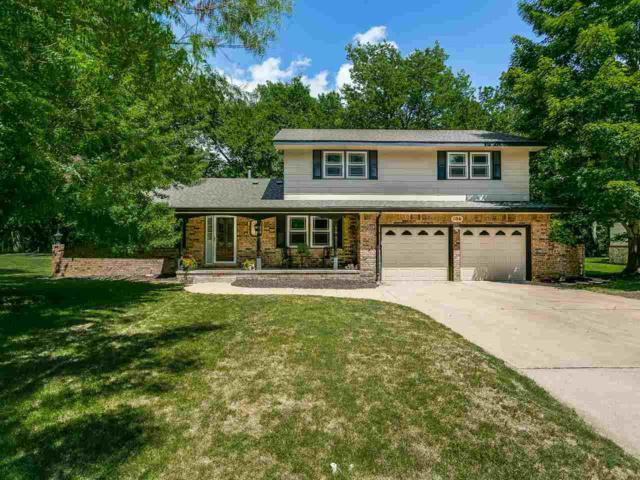 106 S Brookwood Dr., Derby, KS 67037 (MLS #553034) :: Better Homes and Gardens Real Estate Alliance