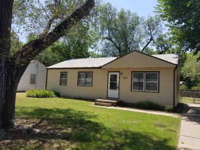 909 W Davis, Wichita, KS 67217 (MLS #553039) :: Wichita Real Estate Connection