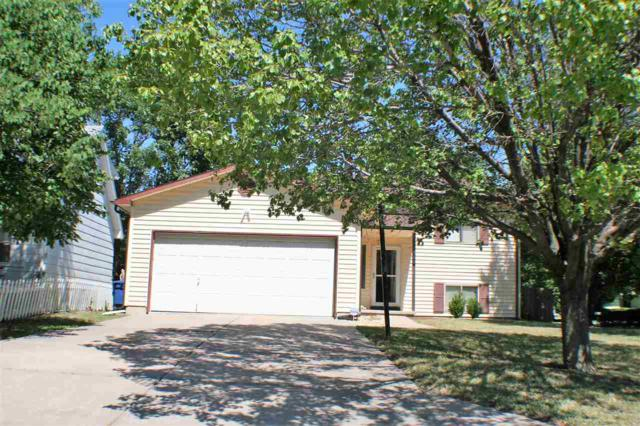 900 West St, Augusta, KS 67010 (MLS #553041) :: On The Move