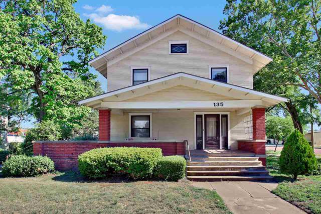 135 W C, Kingman, KS 67068 (MLS #553047) :: Wichita Real Estate Connection
