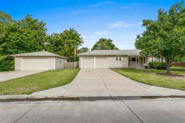 1743 N Ferrell, Wichita, KS 67203 (MLS #553055) :: On The Move