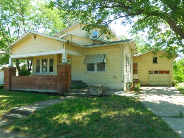 607 N Kuney St, Abilene, KS 67410 (MLS #553070) :: Glaves Realty