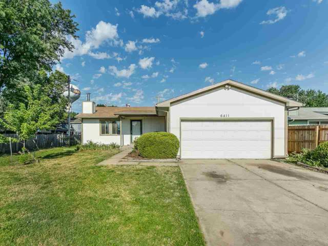 6411 N Grove St, Park City, KS 67219 (MLS #553080) :: Better Homes and Gardens Real Estate Alliance
