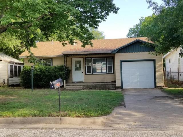 1317 W Oklahoma, Arkansas City, KS 67005 (MLS #553086) :: Select Homes - Team Real Estate