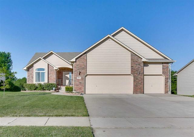 3043 N Triple Creek Dr, Derby, KS 67037 (MLS #553092) :: Better Homes and Gardens Real Estate Alliance