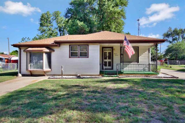 1116 E Evanston St, Park City, KS 67219 (MLS #553100) :: Better Homes and Gardens Real Estate Alliance