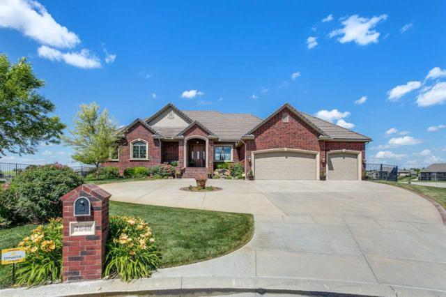 2640 N Paradise Ct, Wichita, KS 67205 (MLS #553102) :: Select Homes - Team Real Estate