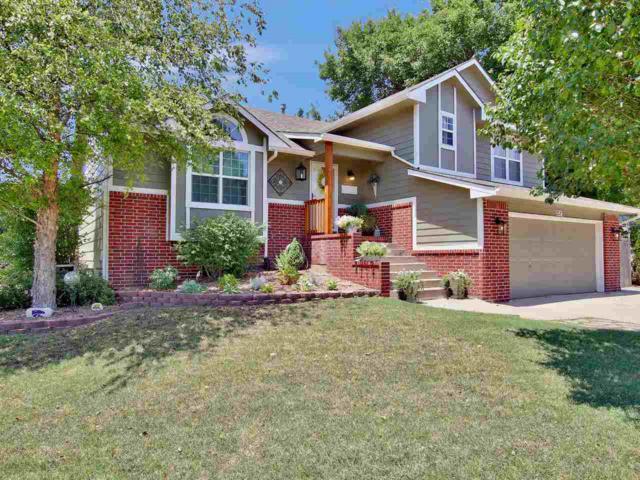 2513 N Tamarisk St, Derby, KS 67037 (MLS #553110) :: Better Homes and Gardens Real Estate Alliance