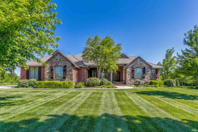 420 E Cedar Ridge Ct, Andover, KS 67002 (MLS #553124) :: Glaves Realty