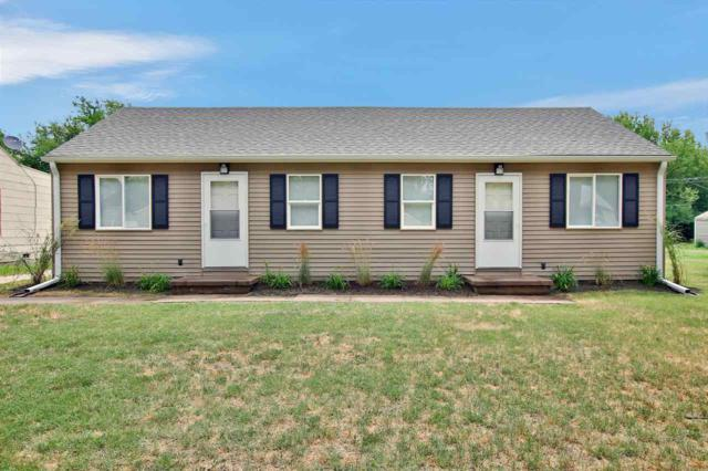 836 & 838 S Terrace, Wichita, KS 67218 (MLS #553130) :: Glaves Realty