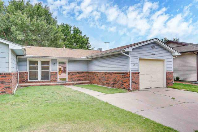 530 W 54TH ST S, Wichita, KS 67217 (MLS #553135) :: Better Homes and Gardens Real Estate Alliance