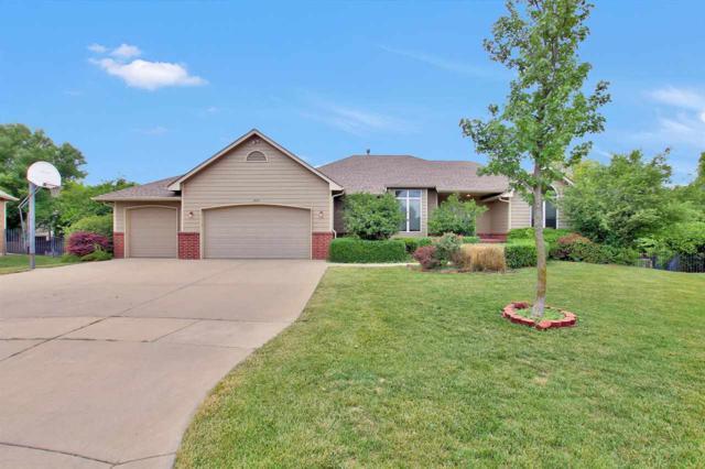 909 N Mccaskey Ct, Rose Hill, KS 67133 (MLS #553141) :: Better Homes and Gardens Real Estate Alliance