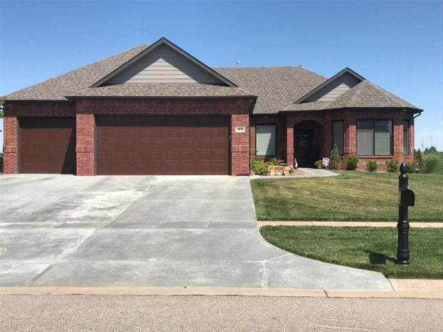 4918 N Sandkey St, Wichita, KS 67204 (MLS #553142) :: On The Move