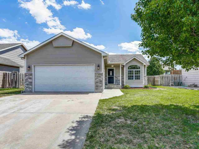 2549 E Fairchild St, Park City, KS 67219 (MLS #553155) :: Better Homes and Gardens Real Estate Alliance