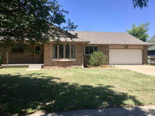 306 Brazos Dr, Goddard, KS 67052 (MLS #553162) :: Select Homes - Team Real Estate