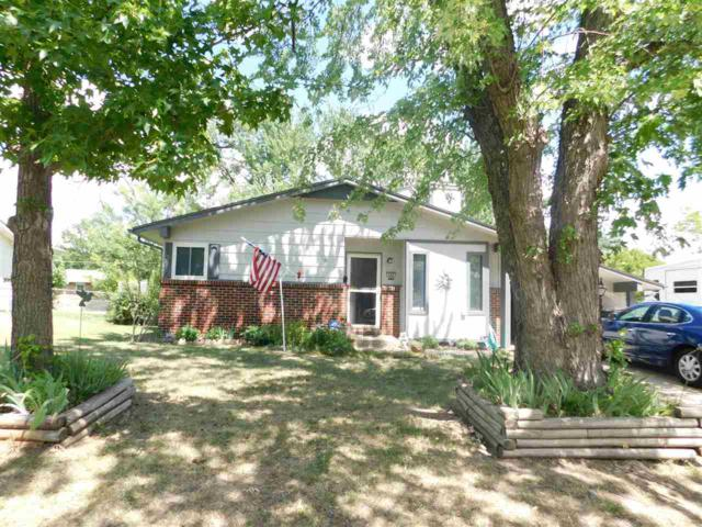 960 S Doreen St, Wichita, KS 67207 (MLS #553164) :: Select Homes - Team Real Estate