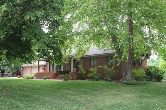 24 Park View Rd, Hesston, KS 67062 (MLS #553174) :: Select Homes - Team Real Estate