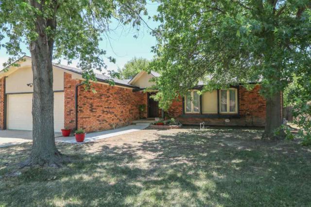 2059 S Flynn St, Wichita, KS 67207 (MLS #553175) :: Glaves Realty