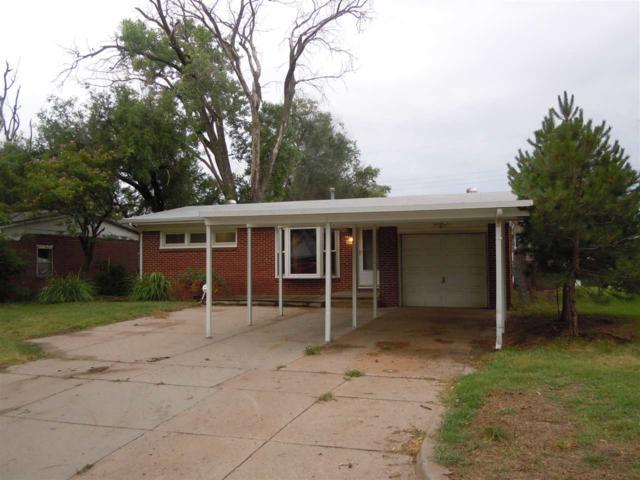 1315 E Catalina St, Wichita, KS 67216 (MLS #553184) :: Select Homes - Team Real Estate