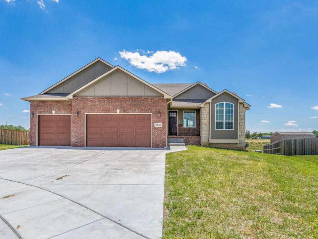 2933 E Fairchild Ct, Park City, KS 67219 (MLS #553199) :: Select Homes - Team Real Estate