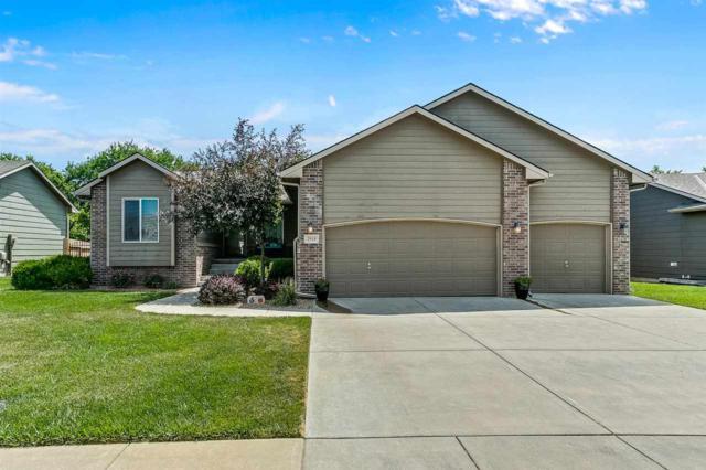 2918 N Emerson St, Derby, KS 67037 (MLS #553200) :: Select Homes - Team Real Estate