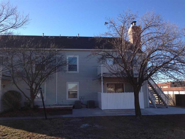 1717 S Cypress St #421, Wichita, KS 67207 (MLS #553230) :: Better Homes and Gardens Real Estate Alliance