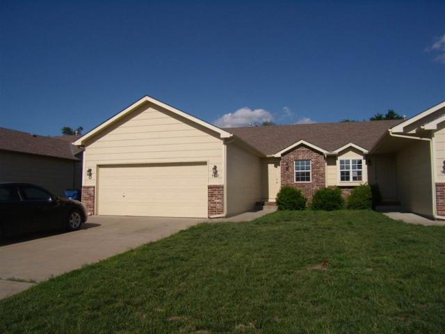 9932 E Kinkaid Cir, Wichita, KS 67207 (MLS #553231) :: On The Move