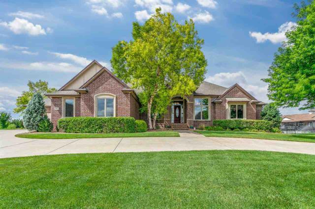 3011 N Den Hollow Circle, Wichita, KS 67205 (MLS #553237) :: Select Homes - Team Real Estate