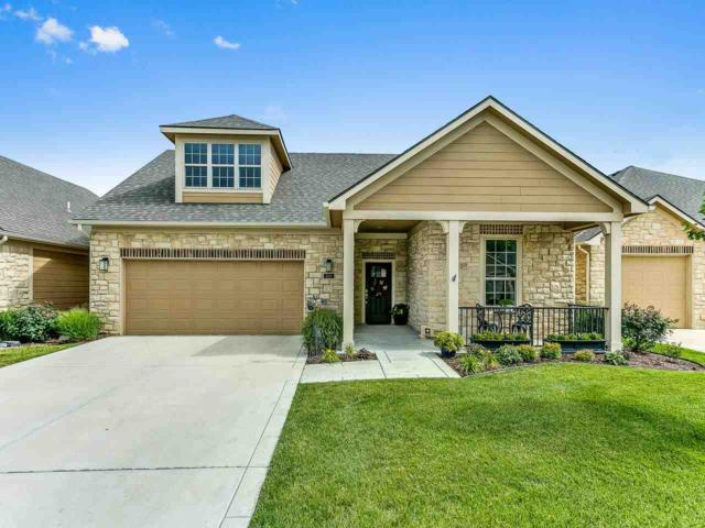 1030 E Twisted Oak Rd, Derby, KS 67037 (MLS #553256) :: On The Move