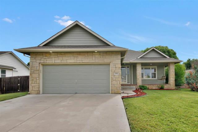 116 N Strode, Rose Hill, KS 67133 (MLS #553273) :: On The Move