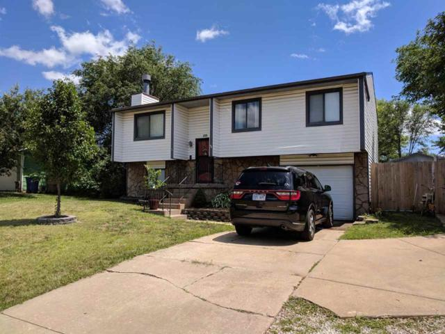 201 E Rosewood, Derby, KS 67037 (MLS #553288) :: On The Move
