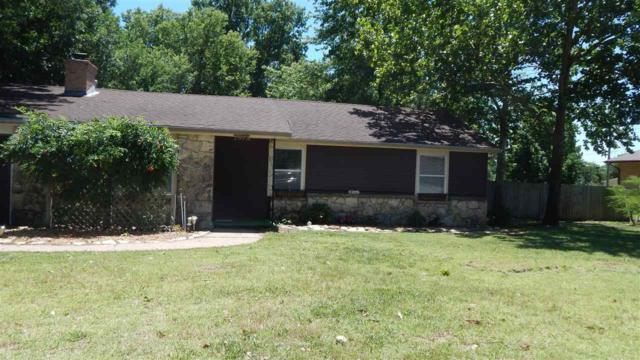 1915 Central, Winfield, KS 67156 (MLS #553300) :: Select Homes - Team Real Estate