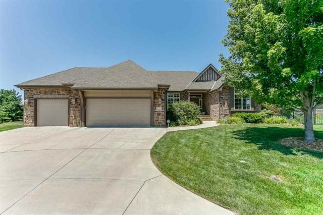 2264 N Williamsgate Ct, Wichita, KS 67228 (MLS #553320) :: Glaves Realty