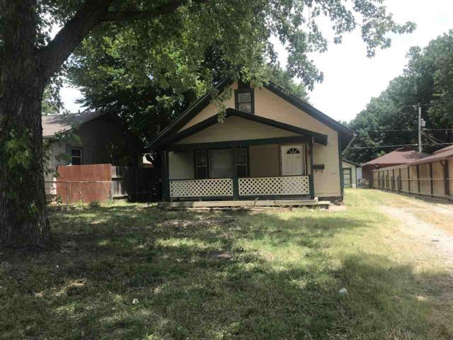 412 Race St, El Dorado, KS 67042 (MLS #553337) :: Better Homes and Gardens Real Estate Alliance