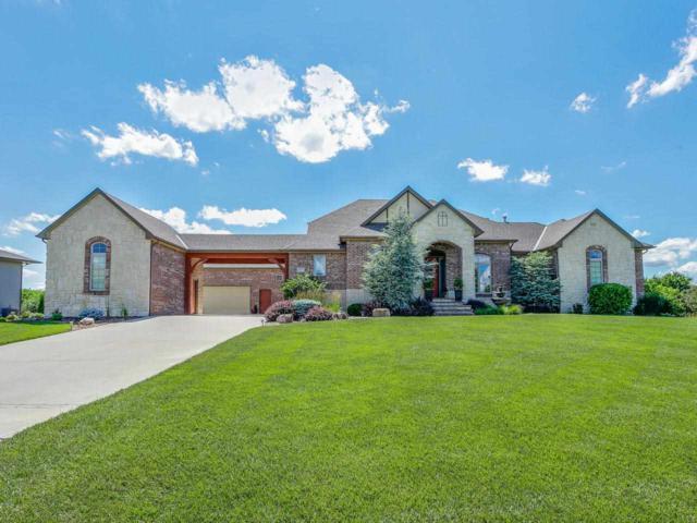 2017 N Castle Rock, Wichita, KS 67230 (MLS #553339) :: Select Homes - Team Real Estate