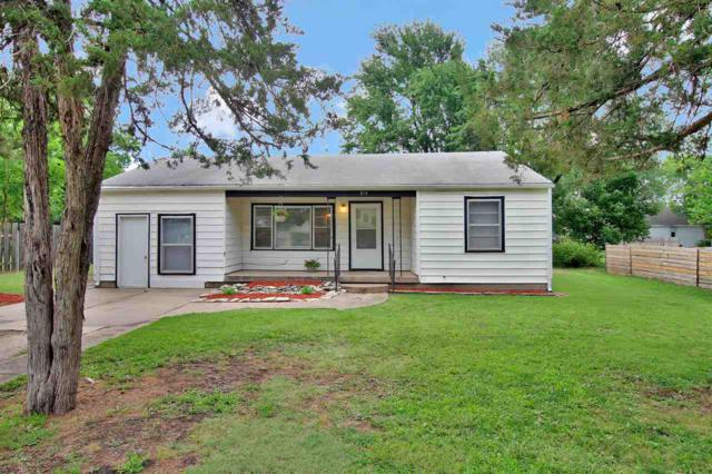 514 S Magnolia, Newton, KS 67114 (MLS #553340) :: Select Homes - Team Real Estate