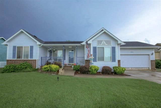 521 E Parkwood Dr, Rose Hill, KS 67133 (MLS #553343) :: On The Move