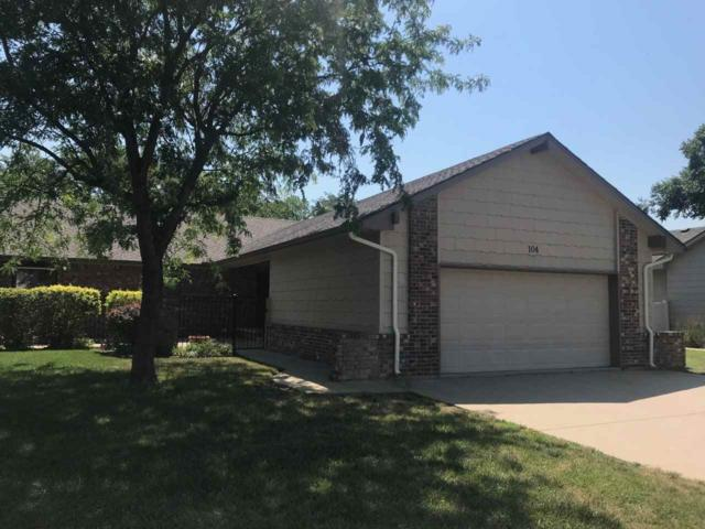 104 E Saint Cloud Place, Wichita, KS 67230 (MLS #553345) :: Select Homes - Team Real Estate