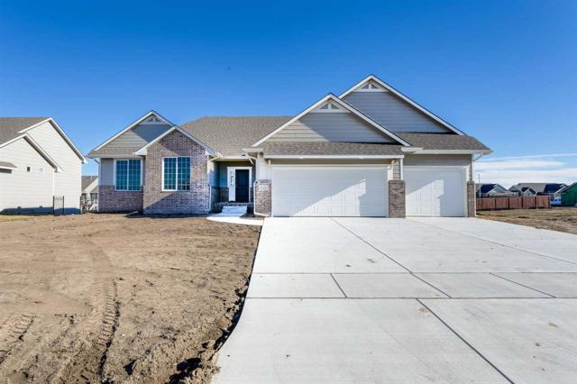 2808 N Eagle St., Wichita, KS 67226 (MLS #553349) :: Lange Real Estate