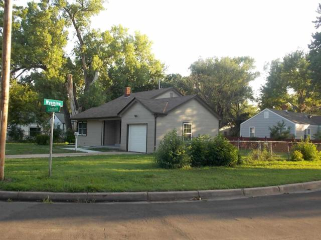 2015 N Litchfield St, Wichita, KS 67203 (MLS #553375) :: Wichita Real Estate Connection