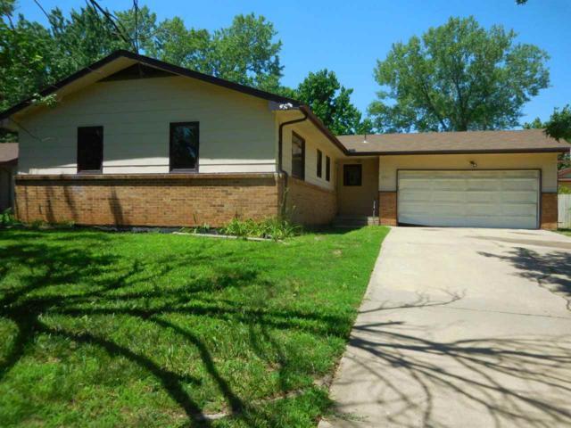 2521 N Bleckley Dr, Wichita, KS 67220 (MLS #553382) :: Wichita Real Estate Connection