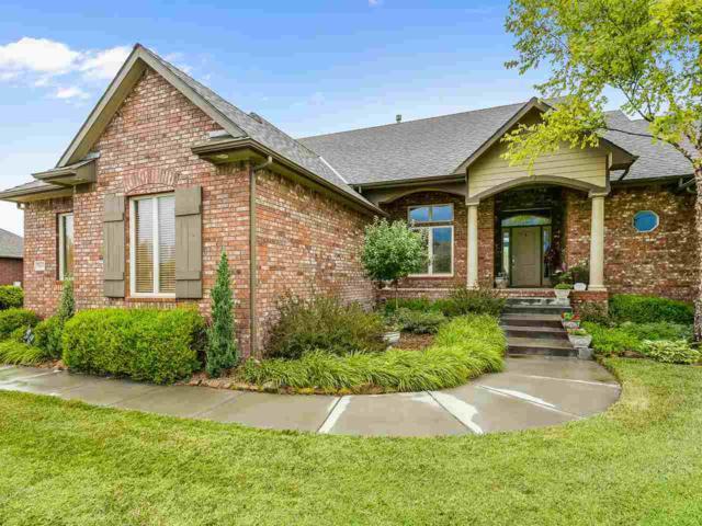1649 N Stagecoach Ct, Wichita, KS 67230 (MLS #553392) :: Select Homes - Team Real Estate