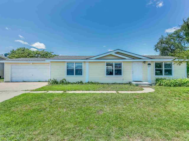 3619 W Marie St, Wichita, KS 67217 (MLS #553396) :: Better Homes and Gardens Real Estate Alliance