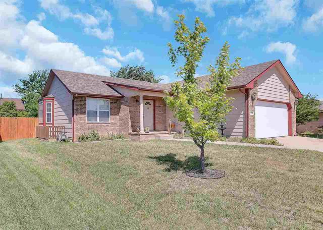 1821 S Smithmoor, Wichita, KS 67207 (MLS #553454) :: Select Homes - Team Real Estate