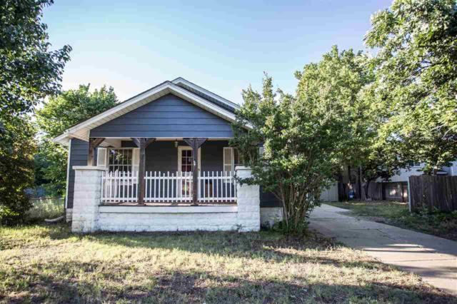 824 W University Ave, Wichita, KS 67213 (MLS #553467) :: Select Homes - Team Real Estate