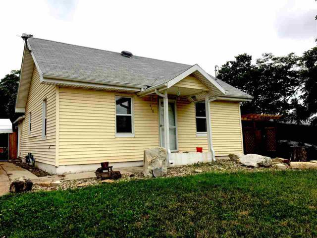418 W Kansas St, Wellington, KS 67152 (MLS #553492) :: Select Homes - Team Real Estate