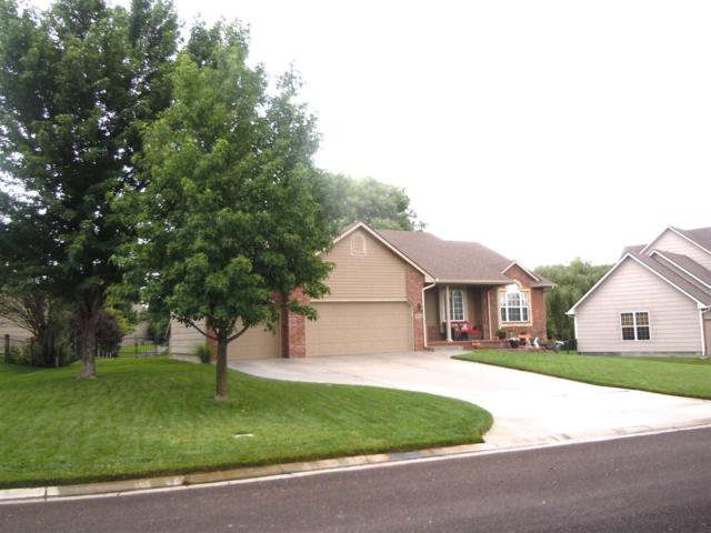 811 Candia Cir, Rose Hill, KS 67133 (MLS #553500) :: On The Move