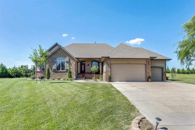 540 W Sienna Ct, Rose Hill, KS 67133 (MLS #553528) :: On The Move