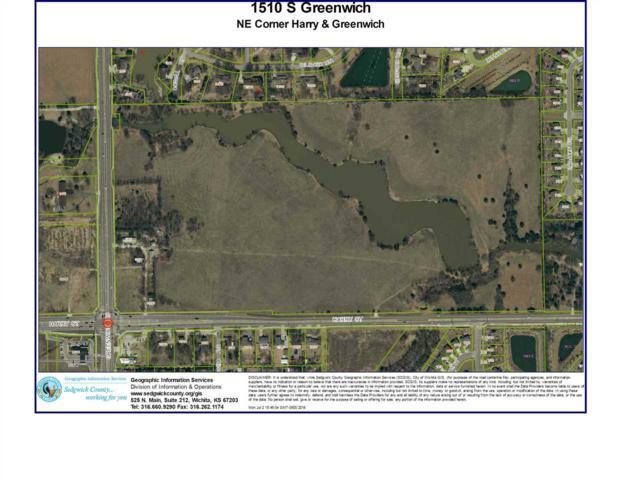 1510 S Greenwich Ne Corner Harry, Wichita, KS 67207 (MLS #553537) :: ClickOnHomes | Keller Williams Signature Partners