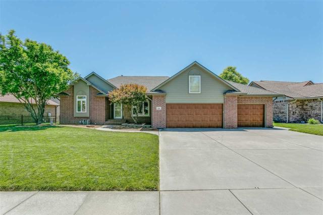 5111 N Harborside Ct, Wichita, KS 67204 (MLS #553544) :: On The Move